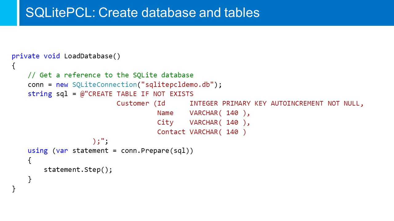 Sqlite Create Table If Not Exists 28 Images Sqlite