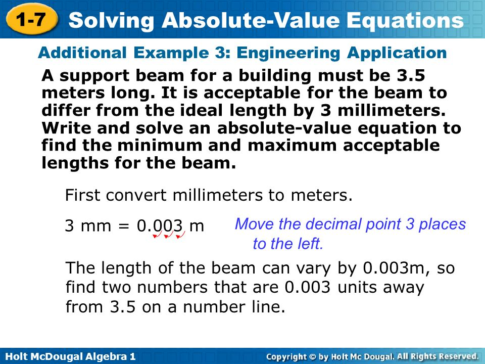 How to write absolute value on mathway solve