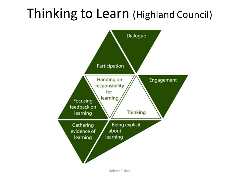 Thinking to Learn (Highland Council)