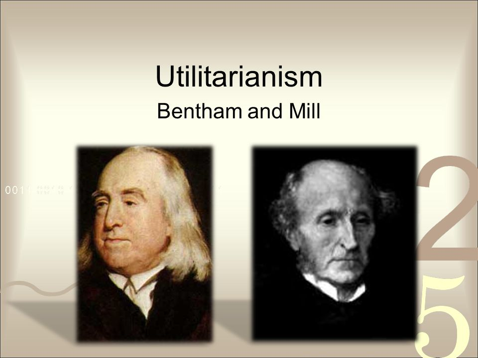 bentham s utiltarianism