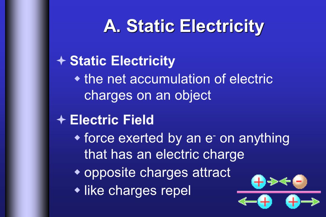 how to stop static electricity on plastic