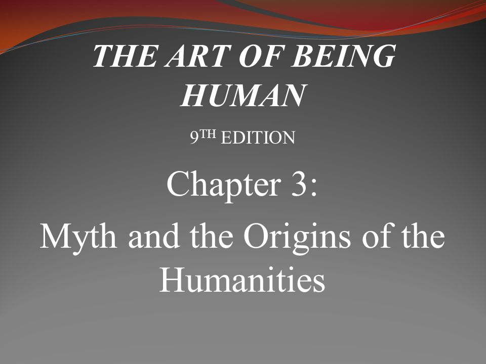 9780205605422: the art of being human: the humanities as a.