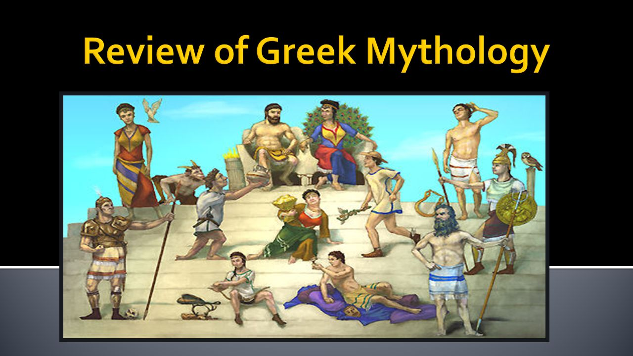 a review of greek mythology and religion Greek religion: archaic and  burkert offers a definitive review of greek religion from the time of the minoans right  structure and history in greek mythology.