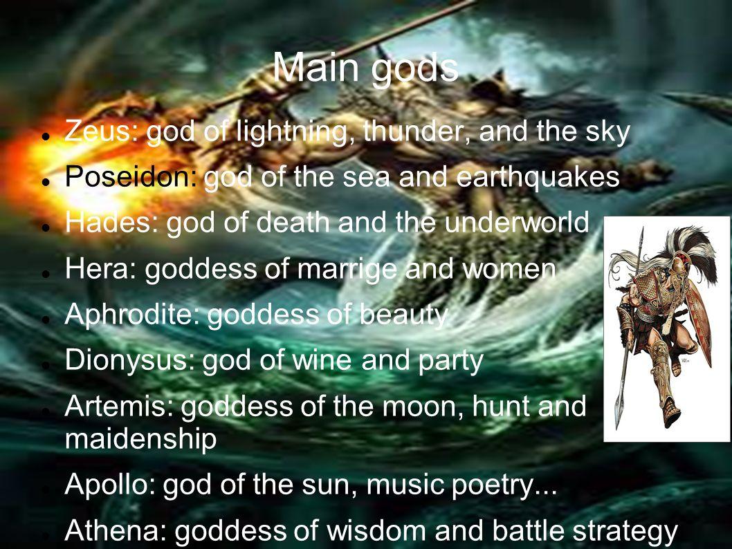 greek mythology by mike knutson ppt download