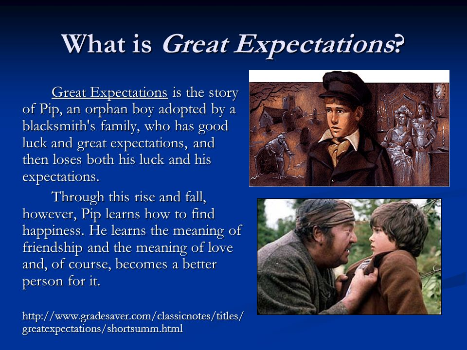 finding happiness in great expectations A summary of themes in charles dickens's great expectations learn exactly what happened in this chapter, scene, or section of great expectations and what it means.