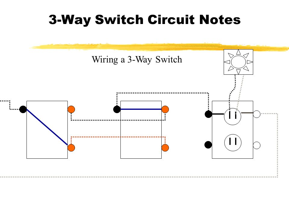 Famous A Three Way Switch Controls Composition - Electrical Circuit ...