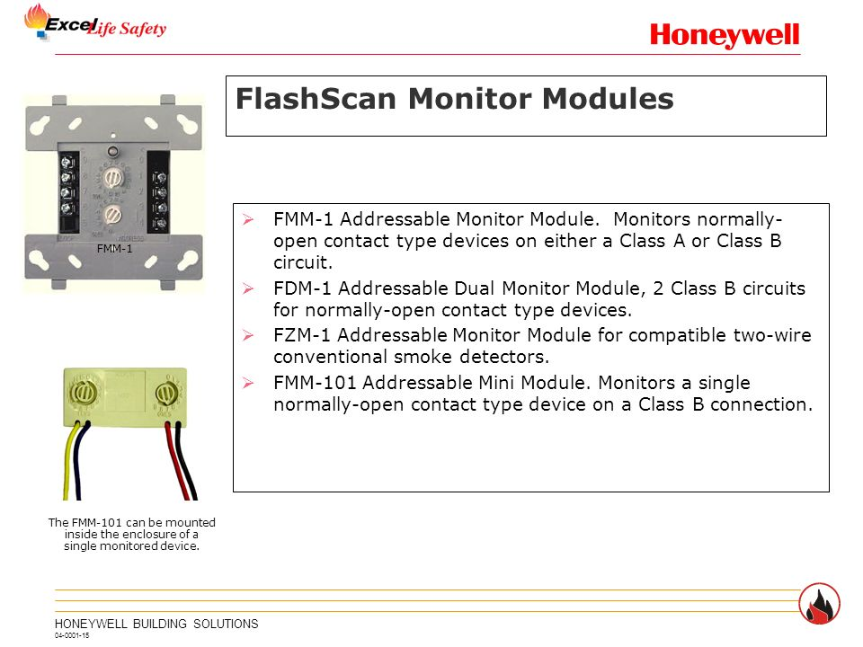 FlashScan+Monitor+Modules class a fire alarm wiring dolgular com simplex monitor module wiring diagram at mifinder.co