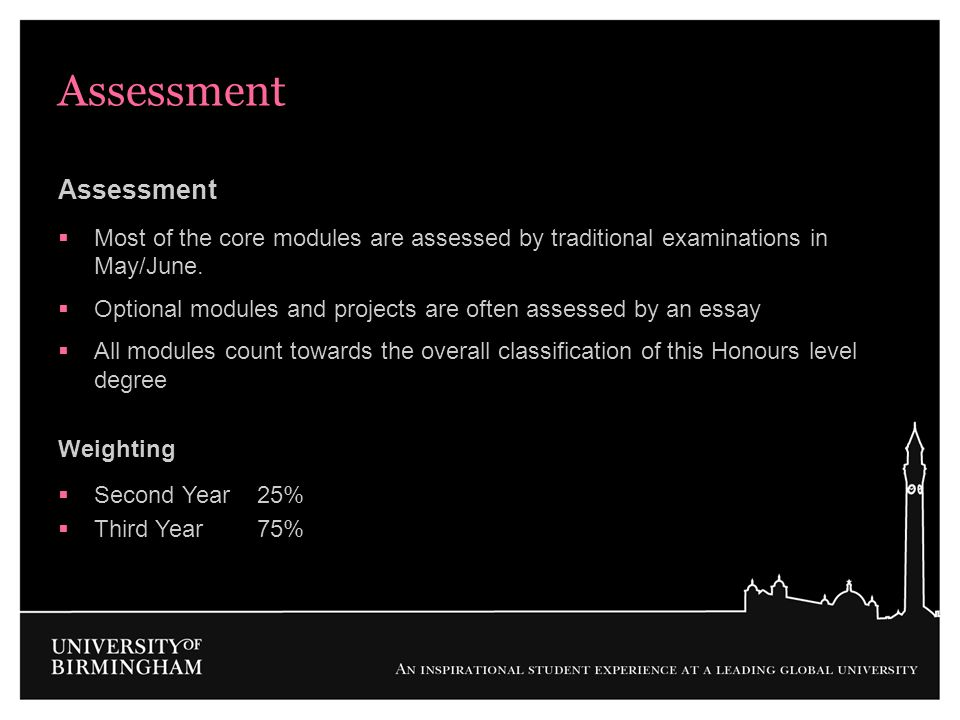 Assessment Assessment