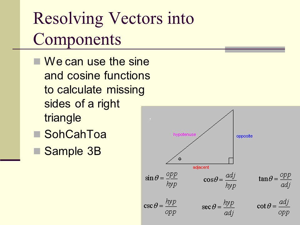 two dimensional motion vectors