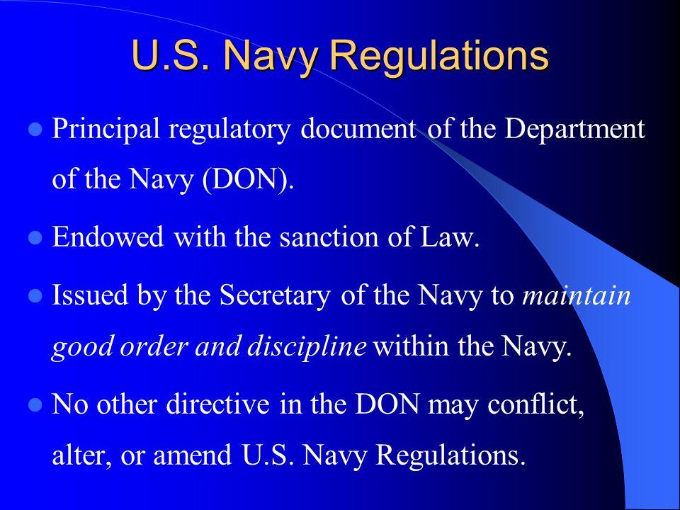 SECNAVINST Secretary of the Navy Instructions Navy ...