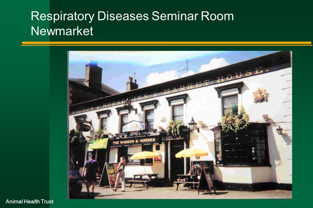 Respiratory Diseases Seminar Room