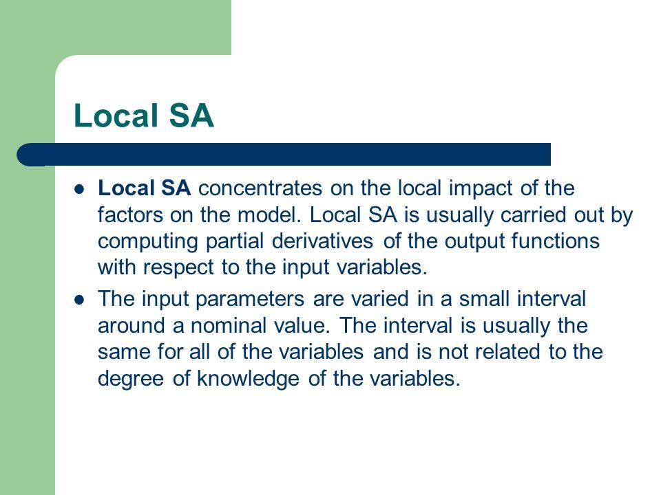 Local SA