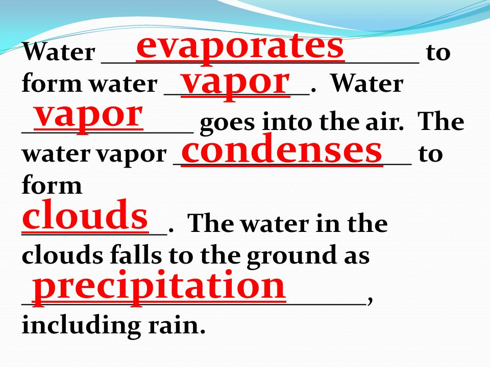 Water Review Chapter 3 and 4 - ppt video online download