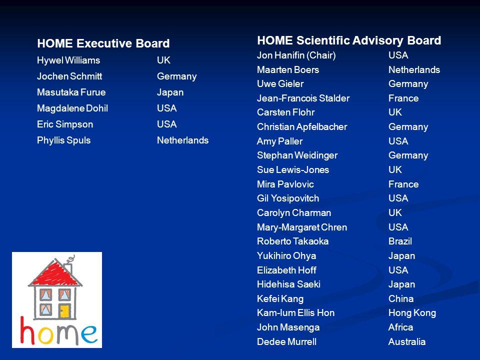 HOME Scientific Advisory Board