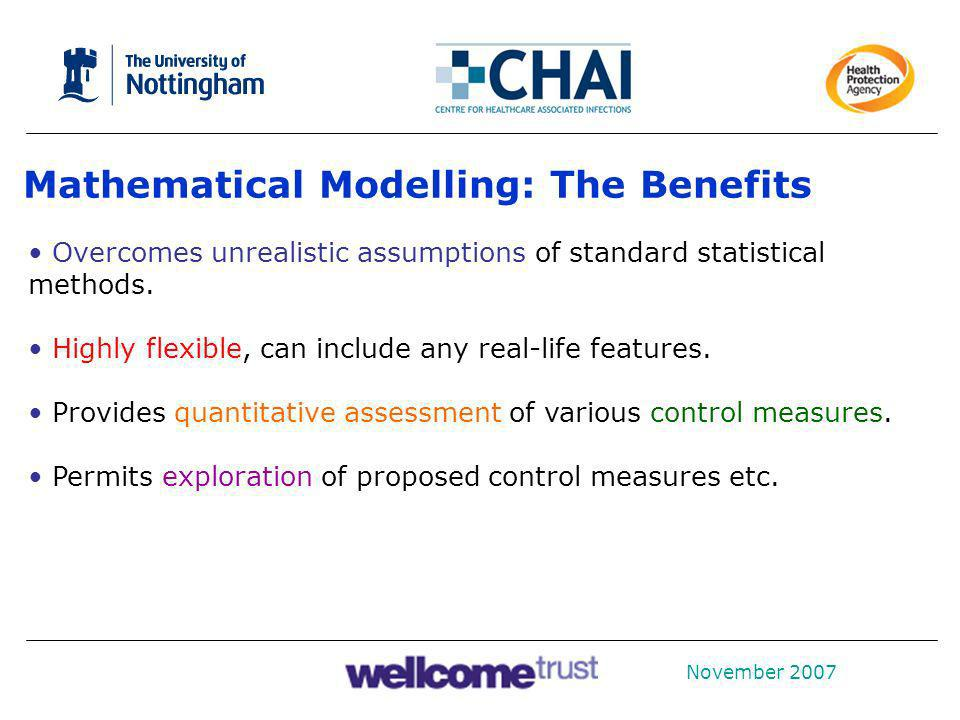 Mathematical Modelling: The Benefits
