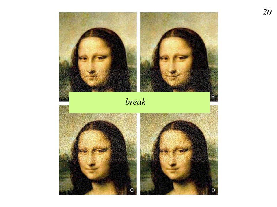 20 break
