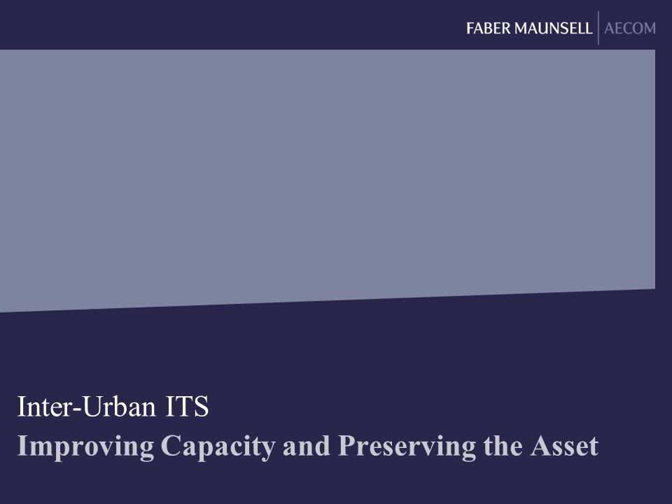 Improving Capacity and Preserving the Asset