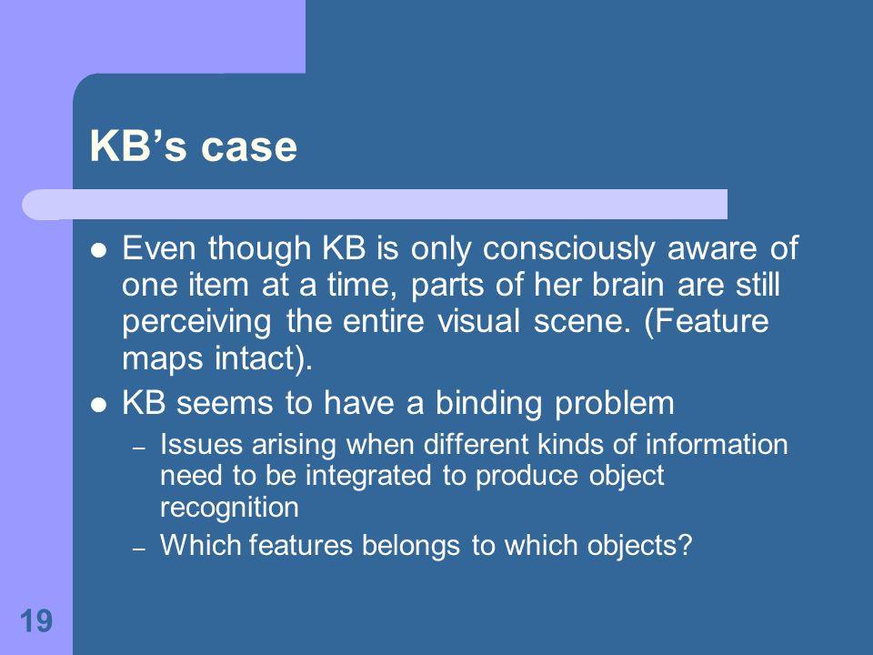 KB's case