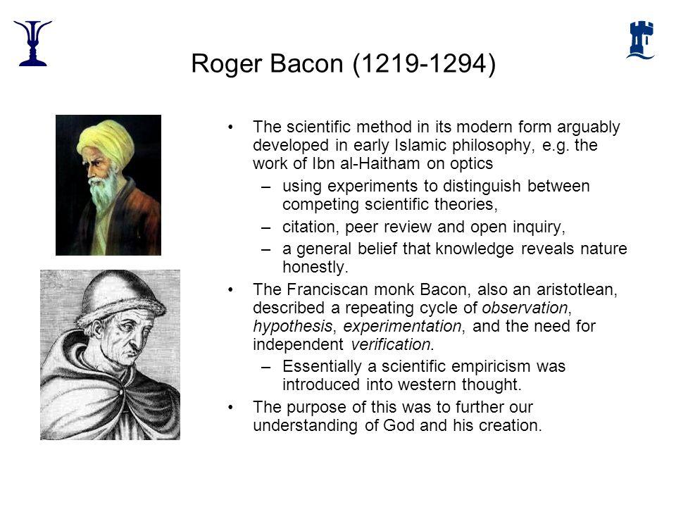 Roger Bacon (1219-1294)
