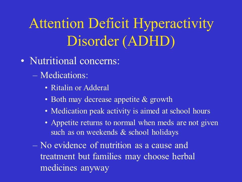 attention deficit hyper activity disorder causes and treatment Adhd, or attention-deficit hyperactivity disorder, makes it difficult to organized, stay focused, make realistic plans, or think before acting treatment options include behavioral therapy, neurofeedback, and psychosocial therapy.