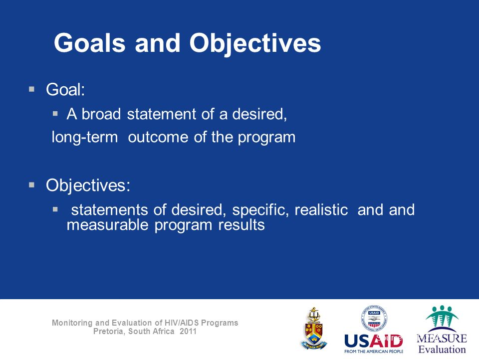 2 defining goals objectives and targets