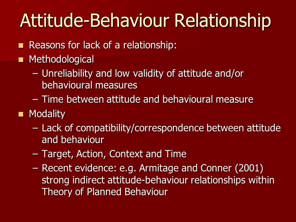 hypocrisy the attitude behaviour discrepancy Actor's attitude is publically expressed or privately held, the degree of discrepancy between the dimensions of hypocrisy 4 attitude and the contradictory behavior, the severity of the misdeed, and the nature of the.