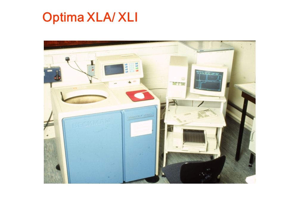 Optima XLA/ XLI
