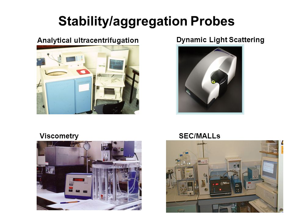 Stability/aggregation Probes