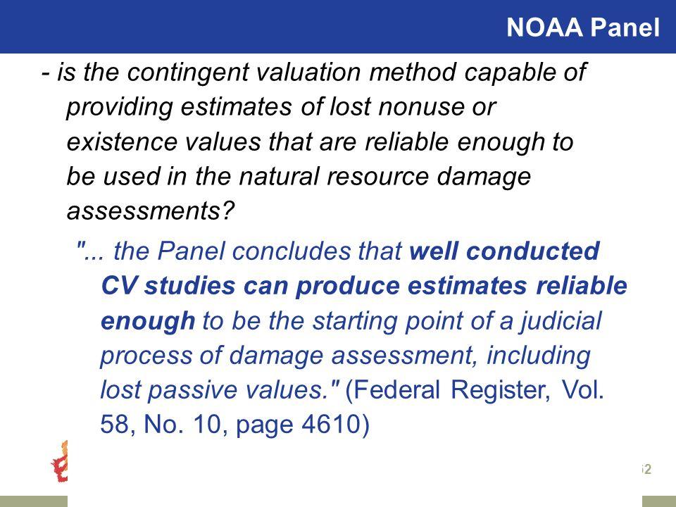 NOAA Panel