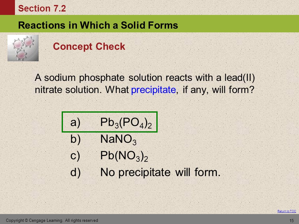 Reactions in Aqueous Solutions - ppt download