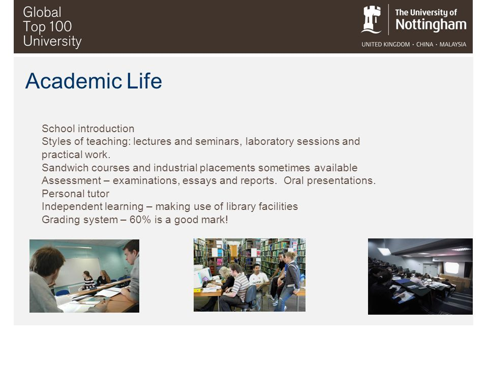 Academic Life School introduction