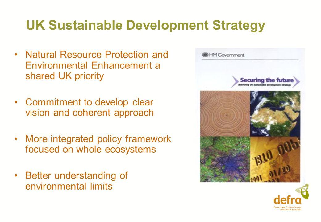 UK Sustainable Development Strategy