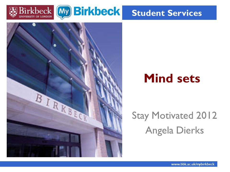 Stay Motivated 2012 Angela Dierks
