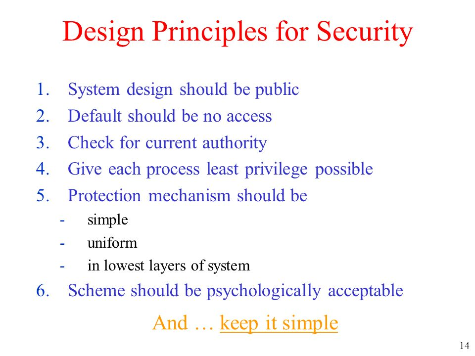 Chapter 9 security 9 1 the security environment ppt download Should i get a security system