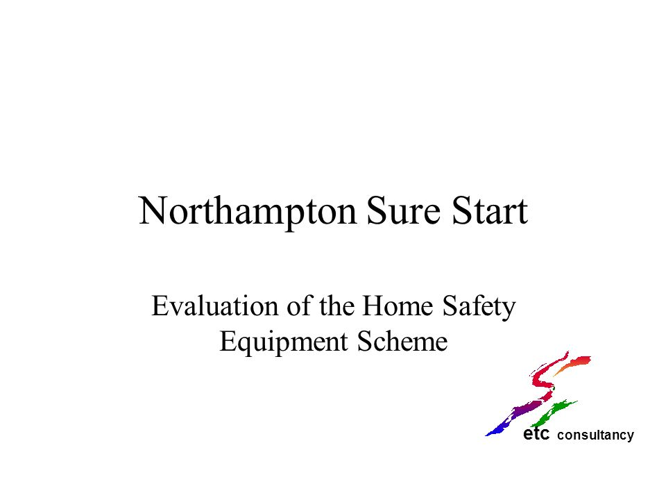 Northampton Sure Start