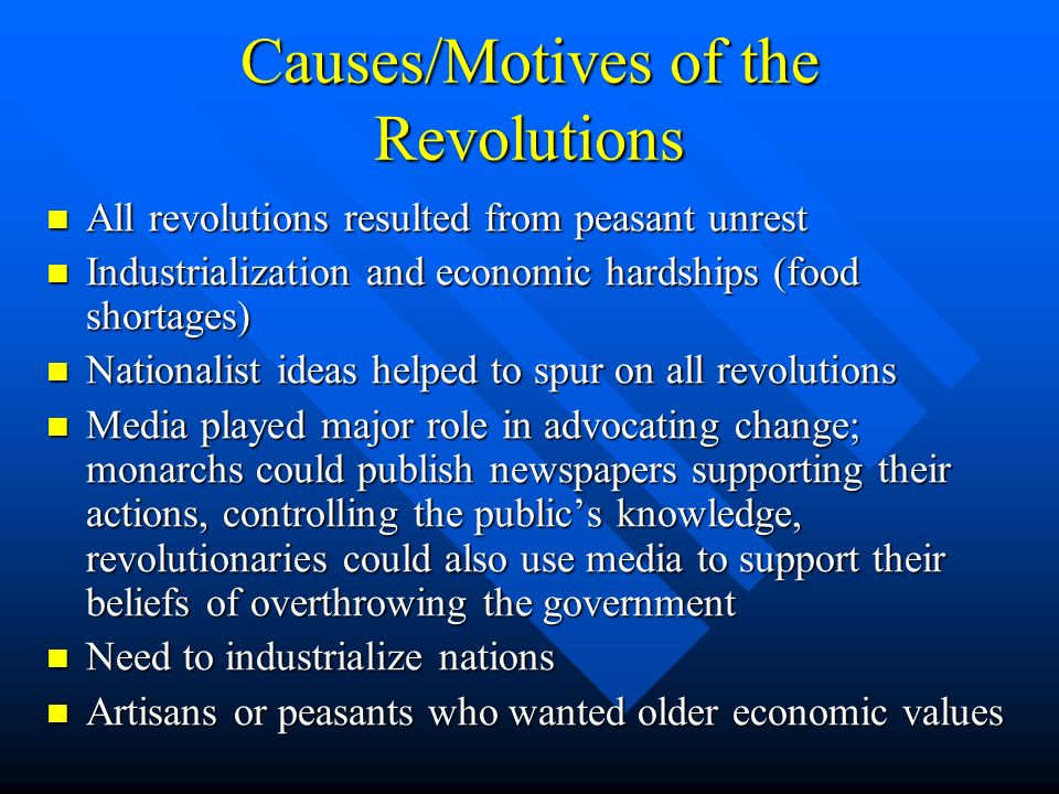 a comparison of the mexican and russian revolutions The russian revolution vs the american revolution about historical revolutions and how they compare with today's the russian and american revolutions.
