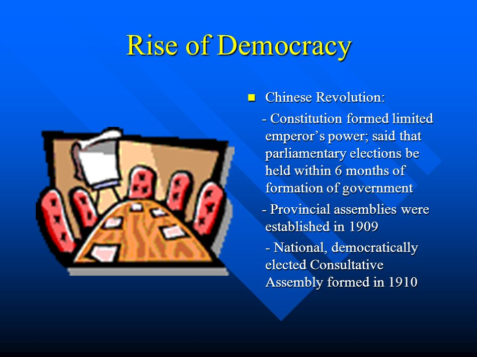 The rise of global non-democracy