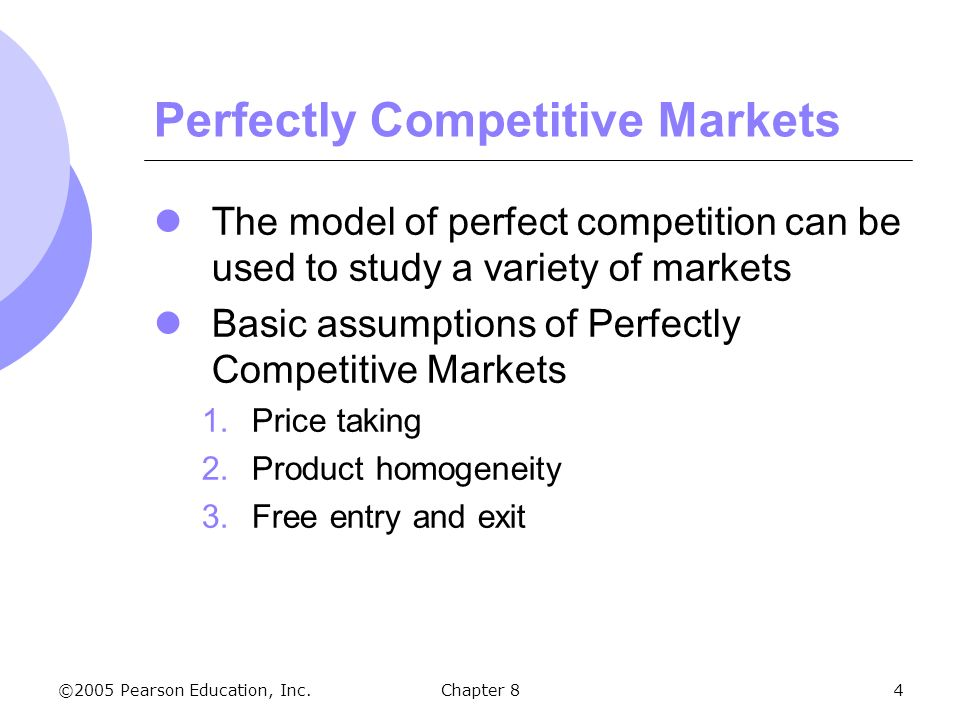 state the assumptions of perfect competition economics essay Posts about a2 essay outlines written by economics teacher n13 2 choice is an essential part of the analysis in economic texts (a) explain how economic analysis suggests that consumers make a choice when buying products and how they react to price changes.