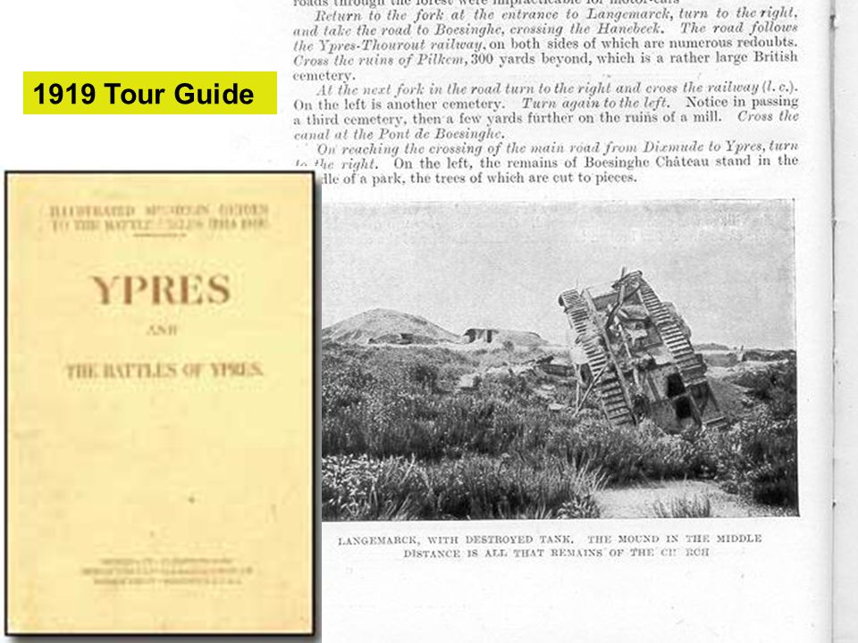 1919 Tour Guide