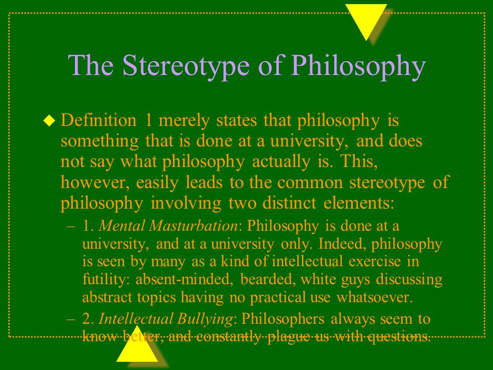 definitions of existentialism from various philosophers Many philosophers have believed for centuries that there's no intrinsic meaning  in the universe here i'll summarize three of the major.