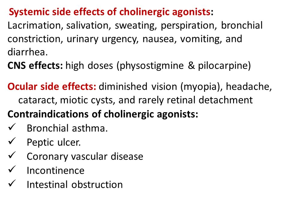 Pharmacology of drugs acting on the eye - ppt video online