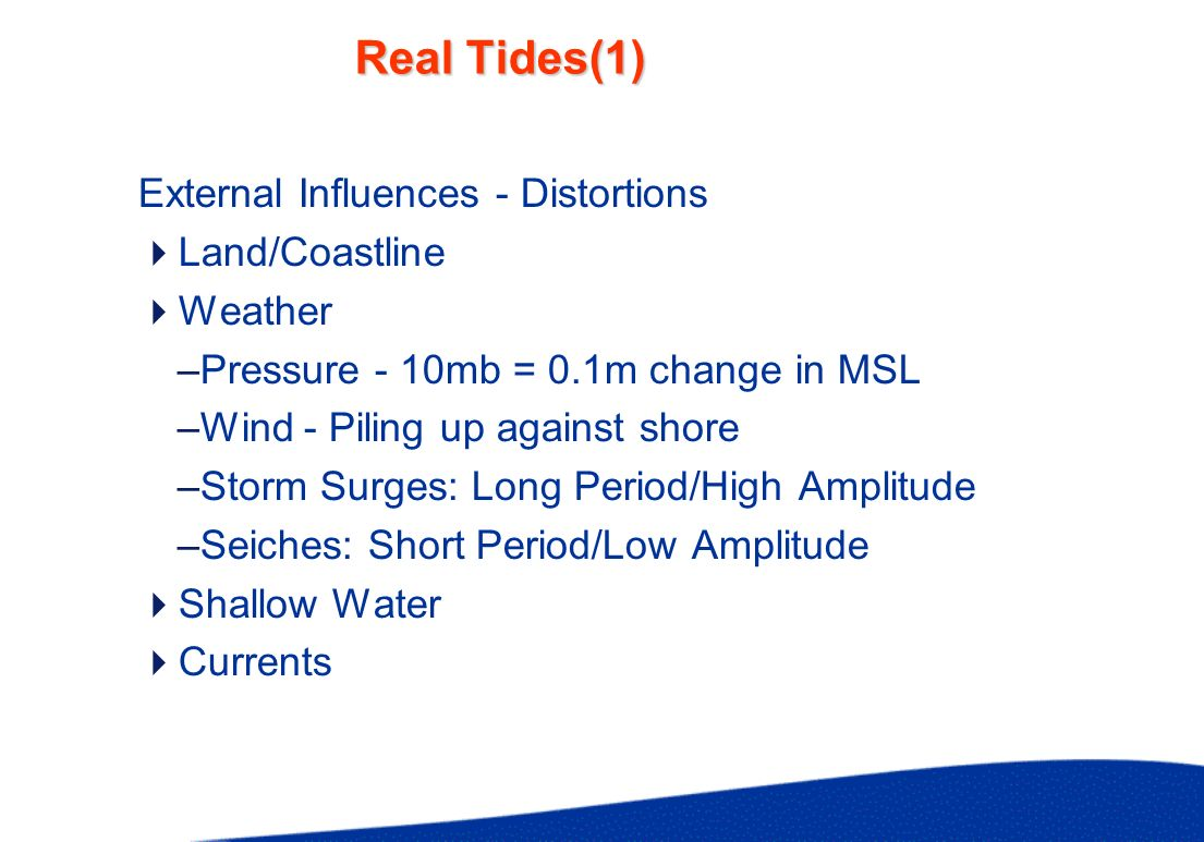 Real Tides(1) A storm surge with exceptional waves