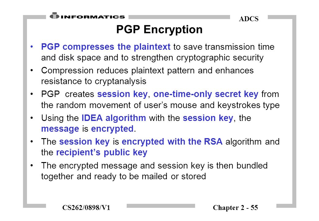 how to read pgp message