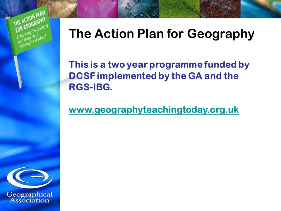 Geography Teachers' Tool Kit - ppt download