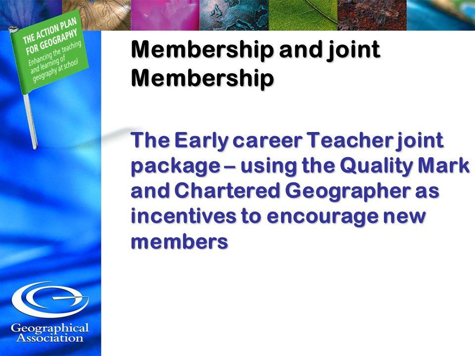 Membership and joint Membership