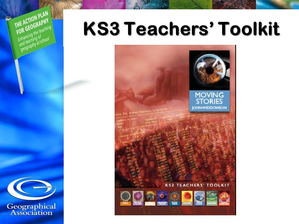 KS3 Teachers' Toolkit