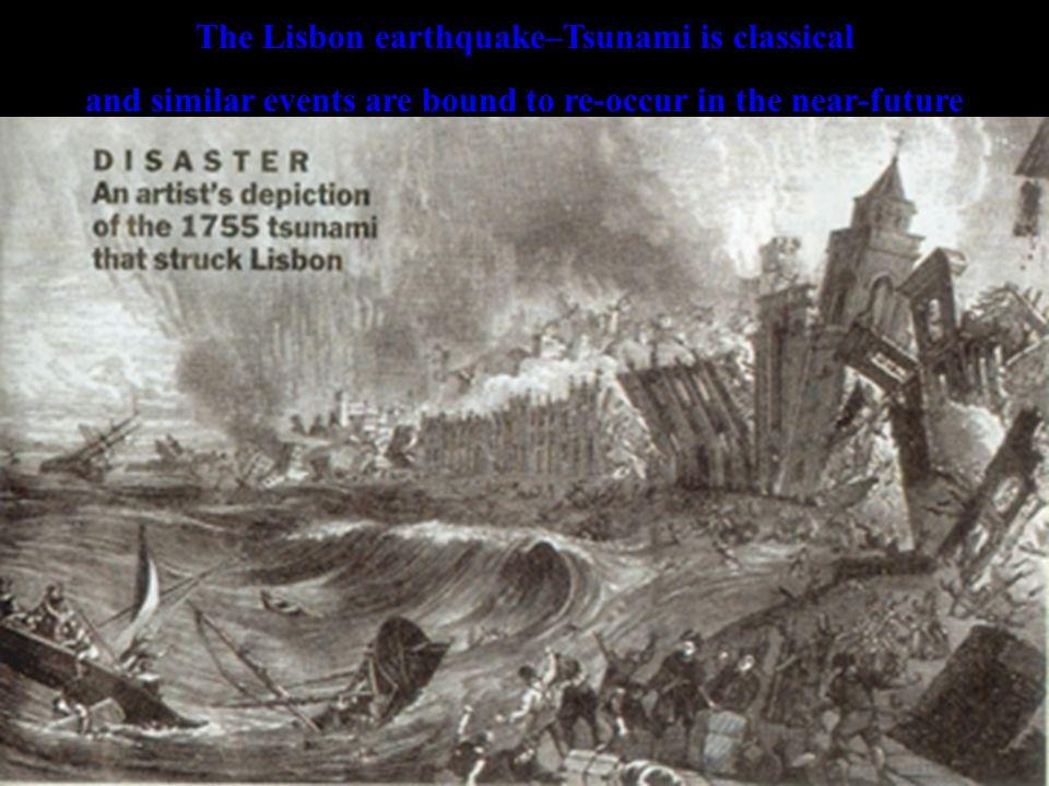 The Lisbon earthquake–Tsunami is classical