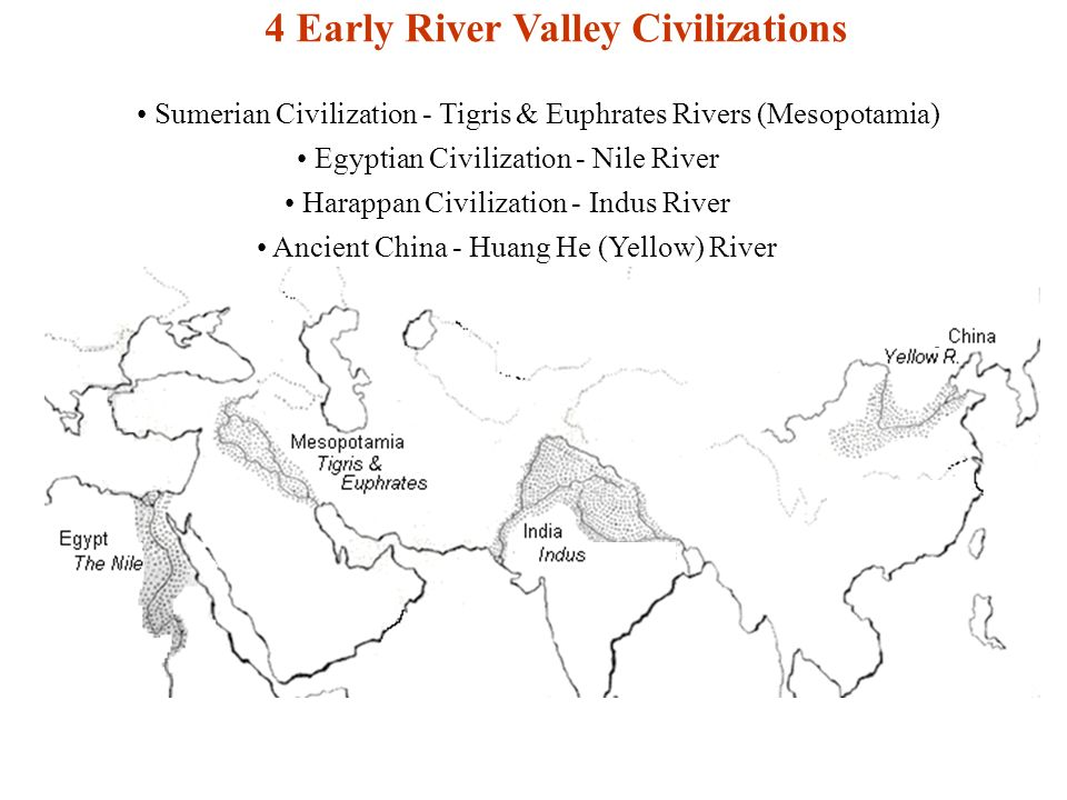 4 Early River Valley Civilizations Ppt Video Online Download. 4 Early River Valley Civilizations. Worksheet. World Rivers Worksheet At Clickcart.co