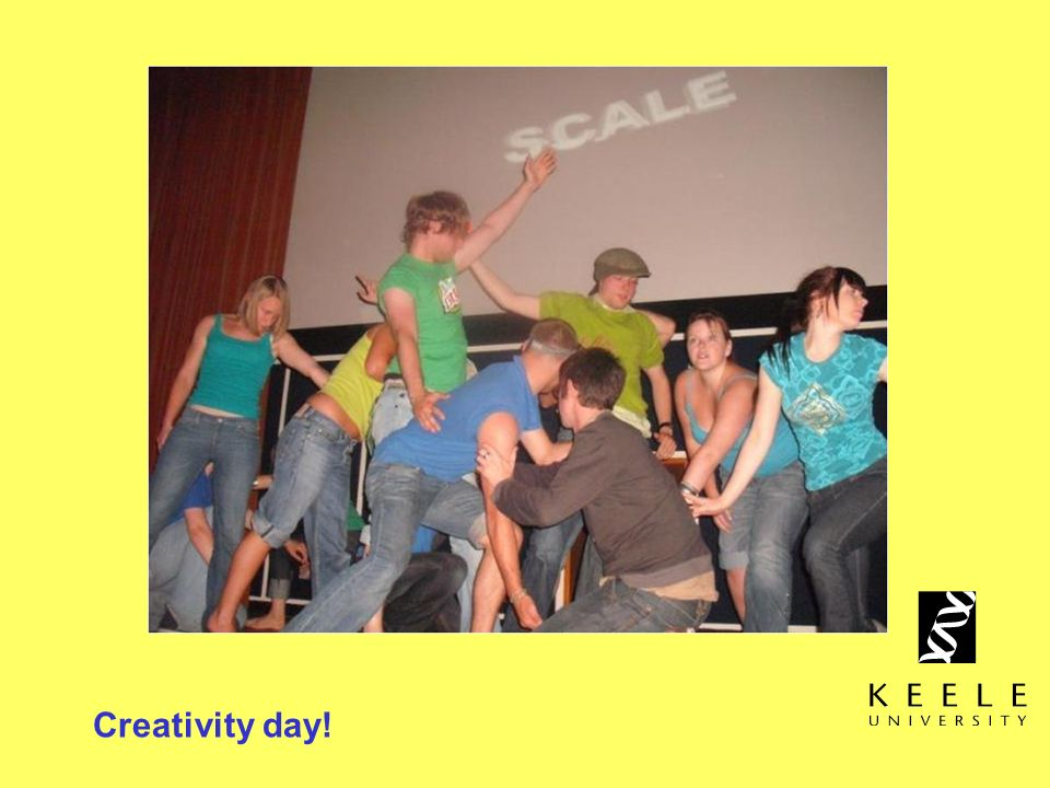 Creativity day!