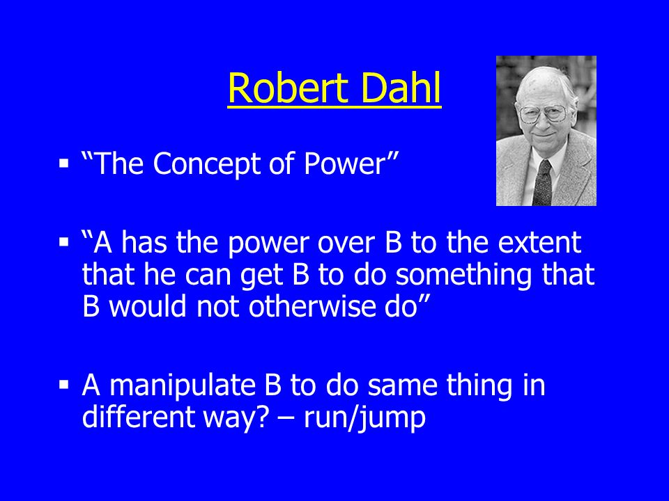 the concept of power pdf